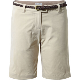 Craghoppers NosiLife Fleurie II Pantalones cortos Mujer, desert sand